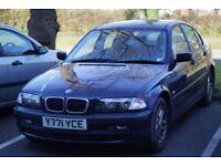 BMW 318 **SUPER LOW MILEAGE**