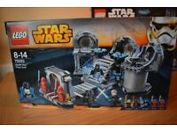 Lego Star Wars Final Duel 75093