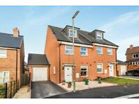 3 bedroom house in Spindle Close, Andover