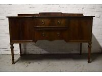 Antique sideboard (DELIVERY AVAILABLE)