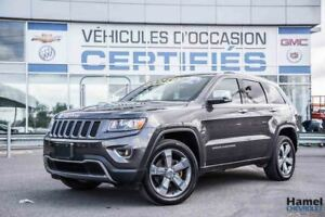 2016 Jeep Grand Cherokee LIMITED/20''/TOIT OUVRANT/ECRAN 8.4''