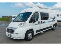 Adria Twin, 2007, Fiat 2.2 Multijet, Fixed Bed, 2/3 Berth, 39800 Miles