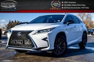 2016 Lexus RX 350 AWD|Navi|Sunroof|Backup Cam|Bluetooth|Blind Sp