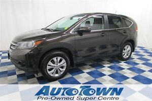 2014 Honda CR-V EX-L/LOW KM/LEATHER INTERIOR/SUNROOF