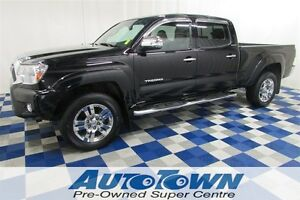 2014 Toyota Tacoma LIMITED/NAV/REAR VIEW CAM/DOUBLE CAB
