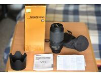 Nikon 70-300mm F4.5-5.6G ED VR