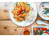 Prep/Wok/Thai Chefs Wanted (Full or Part Time, Central London)