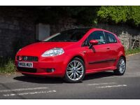 Fiat Grande Punto 1.9 Multijet Sporting, 2006, Fantastic Condition, 88,000 Miles, 3 Owners. ONO