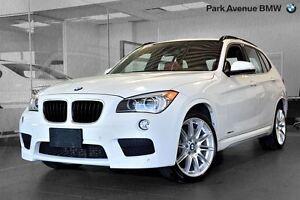 2013 BMW X1 xDrive35i M SPORT // INT.ROUGE+EXEC+NAVI+SUPERIEUR