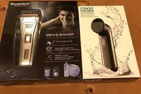 Brand New Unopened Clinique for men & trimmer