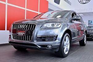 2012 Audi Q7 3.0 TDI Premium Plus Diesel Navi 7 Passagers