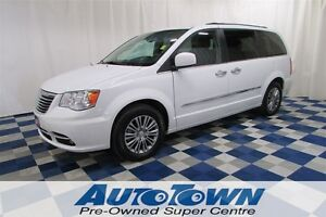 2014 Chrysler Town & Country Touring L LEATHER/NAV/SUNROOF/REAR