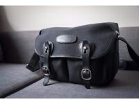 Billingham Hadley Small High-end Camera bag WITH the extra Leather Shoulder Strap