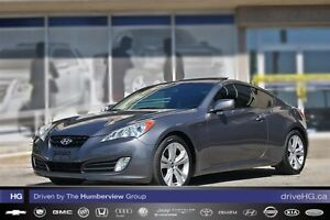 2012 Hyundai Genesis Coupe 2.0T|LEATHER|SUNROOF|6 SPEED|