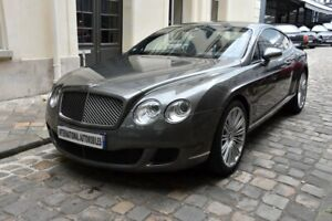 Bentley Continental GT SPEED Mulliner