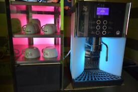 WMF Presto Commercial Bean to Cup Coffee Machine