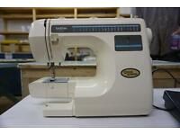 Brother P-S 35 Sewing Machine Used Twice!
