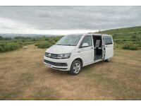 VW Transporter T6 Camper|Day Van | No Vat | Awning | Hookup | 2016 | 26K mileage