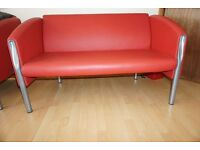 Sofa - Real Leather 2 seater