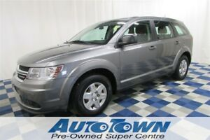 2012 Dodge Journey SE LOCAL TRADE/USB OUTLET/ALLOYS