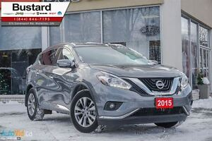 2015 Nissan Murano S | AWD | HEATED SEATS