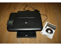 HP Deskjet 3055A Printer Scanner Copier All-in-One Working Condition