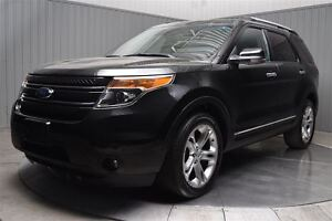 2013 Ford Explorer LIMITED AWD MAGS 20P TOIT CUIR NAVI