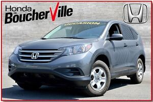 2014 Honda CR-V LX AWD bluetooth