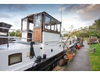 Dutch Barge / Houseboat made in Leiden - Perfect home and liveaboard boat