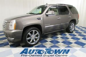 2013 Cadillac Escalade LUX AWD/REAR VIEW CAM/NAV/SUNROOF/COOLED