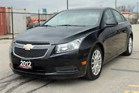 2012 Chevrolet Cruze ECO | CERTIFIED + E-TESTED