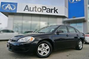 2006 Chevrolet Impala LS LOW KM|MINT SHAPE|CERTIFIED|