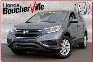 2015 Honda CR-V SE AWD Garantie 100,000km ou nov 2018