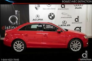 2015 Audi A3 1.8T Progressiv
