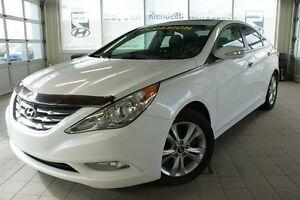 2011 Hyundai Sonata Limited + CUIR + TOIT OUVRANT