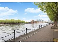 2 BED FLAT - AVAILABLE ASAP - OVERLOOKING GREENLAND DOCK - ONLY £1500PCM - CALL ASAP TO VIEW