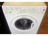 HOTPOINT - Aquarius , White , 8+6kg , A Class WASHER DRYER