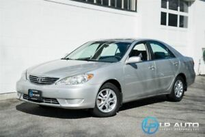 2005 Toyota Camry LE Only 107000kms! One Owner!