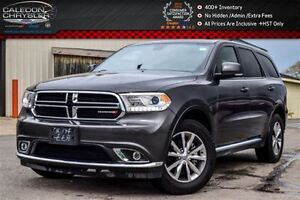 2016 Dodge Durango Limited|6 Seater|AWD|Navi|Backup Cam|Bluetoot