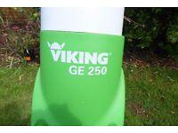 Garden Shredder - Viking GE250