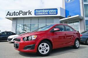2015 Chevrolet Sonic LT Auto HEATED SEATS|REAR CAM|LOW KM