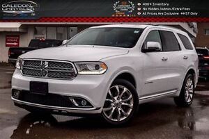 2016 Dodge Durango Citadel|AWD|7Seater|Navi|Sunroof|Backup Cam|B