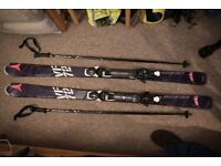 Atomic VF72 skis 164cm long - excellent condition