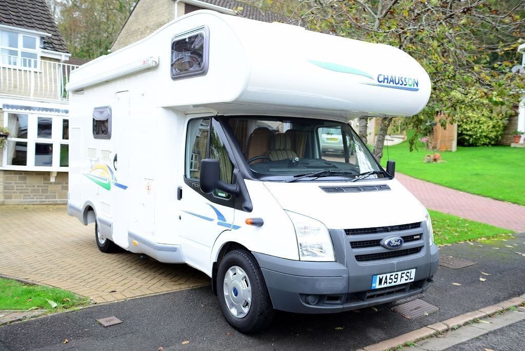 Excellent Motorhome Hire Scotland