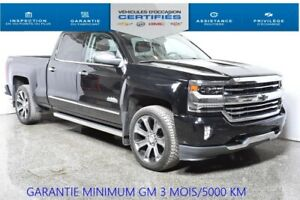 2016 Chevrolet SILVERADO 1500 4WD CREW CAB HIGH COUNTRY