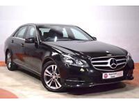 MERCEDES-BENZ E CLASS E250 CDI SE AUTO Saloon Full Service History Face (black) 2014