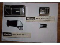 Minolta Viewing Adaptors