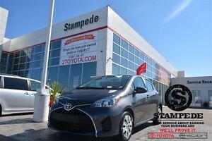 2015 Toyota Yaris LE-TOYOTA CERTIFIED!!!