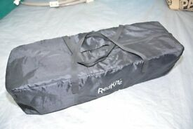 Redkite Travel Cot in good condition