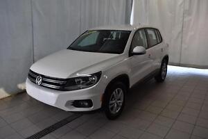 2013 Volkswagen Tiguan 4 MOTION Trendline